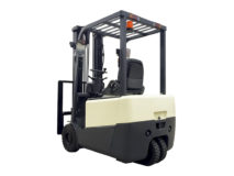 TEU FTB18 three-axle fork lift truck