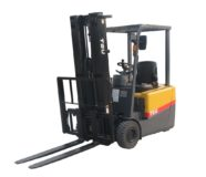 TEU FTB20 three-axle fork lift truck