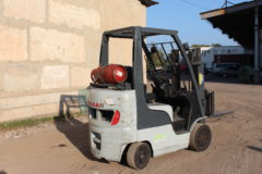 Forklift Gas \ Gasoline 2005 NISSAN CL40LP