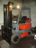 Forklift Gas / Gasoline Toyota 5FGF18 1998 release