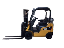 Gas / petrol forklift Caterpillar GP15